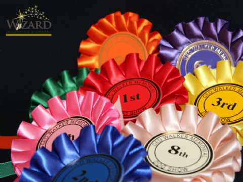 Classic 1 | Rosettes | Classic | Wizard Awards